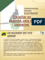 prevention des risques electriques - Copie.ppt