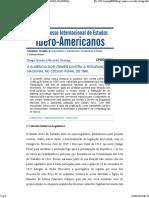 [2008] NUNES Diego & SONTAG Ricardo - A ausência dos crimes contra a segurança nacional no CP de 1940 in Congresso ibero.pdf