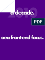 decadeofdelivery aea pdf
