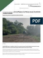 Anuncian alianza entre Los Peques y Los Tlacos; van por el control de la plaza de Iguala - Proceso Portal de Noticias