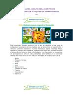 Investigación fitoquímica #1 - 2