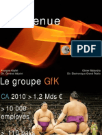 Conf Rence de Presse Gfk Bilan 2010 Previsions 2011 Des Biens Techniques