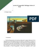 Giorgio Astone - Alla ricerca del concetto di temporalità. Heidegger lettore di Kant -- TEXT.pdf