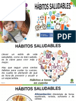 Habitos saludables - Mayi
