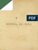 Historia de Chile - Ramón Sotomayor Valdés