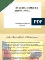 Comercio Internacional expocision