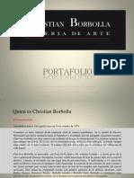 Christian Borbolla, Portafolio
