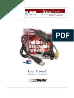 XtraView-USB-Manual