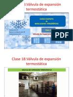 Clase  Refrig y AA(VET y Tubo Capilar)