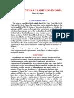 Shakti M. Gupta - Plant Myths & Traditions in India