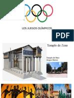juegos olimpicos griegos