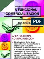 Clase AREA FUNCIONAL COMERCIALIZACION Parte 1