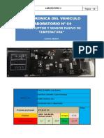 Lab 4 interruptor y sensor pasivo de T