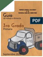 Guía 3ro - Septiembre 3º B PDF.pdf