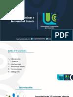 Interleucina e Inmunidad innata (Expo final)