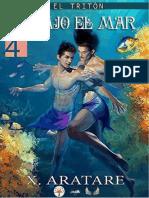 X. Aratare -El Tritón - 4 - Bajo El Mar