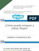 manual skype IESPR