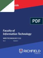Study Guide - WEB TECH 512 2020.pdf