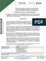 Resolución No.  21567 - Presentación Información Fra.  y Pago de Contribución 2018