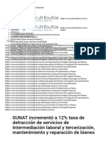 Peru Tributos - Abogado tributarista - abogado tributario