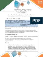 Formato Guia de actividades y Rúbrica de evaluación - Unidad 1 - Tarea 1 Los mercados ( oferta, demanda) y elasticidad)ocx (1)