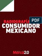 Radiografía consumidor mexicano 2020