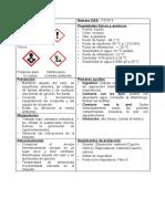 hojas de seguridad del n-hexano
