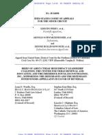 Brief of Amici Curiae High Impact Leadership Coalition et al. in Support of Defendant-Intervenors-Appellants