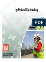 Understanding Federal Contracting Proposals