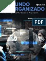 OMS Mundo desorganizado 2020 Esp
