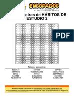 sopa-de-letras-de-hábitos-de-estudio 3-4-5 DE PRIMARIA