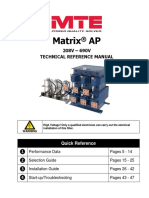 FILTER MAP TECHNICAL REFERENCE MANUAL