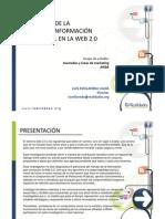 INFORME DE INVESTIGACIÓN ENTORNO WEB 2 0 - 2010