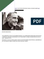 El día que Monseñor Romero conocio a Pironio