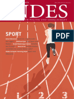 INDES 1 2020 Sport Leseprobe