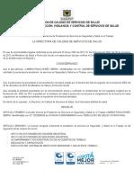DIRECCION DE CALIDAD DE SERVICIOS DE SALUD  SUBDIRECCIÓN INSPECCIÓN.docx