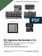 Manual - Kit Injetora