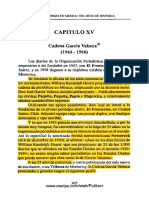 Páginas desdeEl periodismo en México. 500 años de historia. Luis Reed Torres