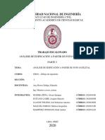 ESCALONADO PURUCHUCO