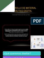 2. Diseño de Material Digital231