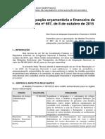 MP 697-2015 - Nota Tecnica no 35-2015