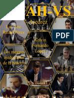 Biografía de los mejores ajedrecista de la Historia