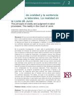 El principio de oralidad y la sentencia en procesos laborales. La realidad en la Corte de Junín.pdf