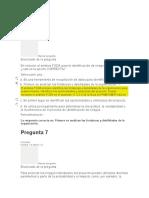 evalucion 5 direccion de proyectos  2 segunda parte