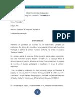 Primeira Edição PK VF