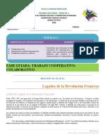 8° FG, PII, 2020 Anexo 6. Trabajo cooperativo