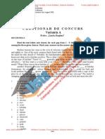 ListaFacultati.ro Subiecte Admitere Academia Tehnica Militara Bucuresti Engleza 2008