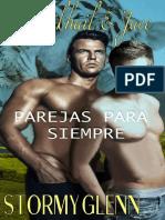 Stormy Glenn - Serie Parejas para Siempre - 01. Mikhail & Jace