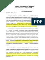LAS POLITICAS SOCIALES Y LA CUESTION SOCIAL EN TRABAJO SOCIAL.docx