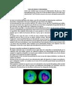 CAPA DE OZONO Y CONTAMINACION INDUSTRIAL